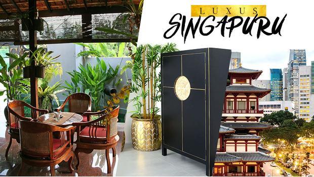 Okouzleni Singapurem