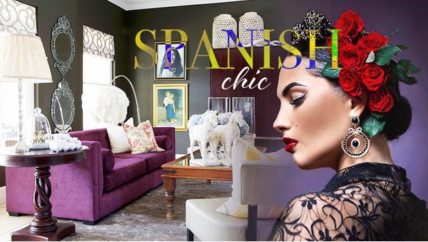 Elegance po španělsku
