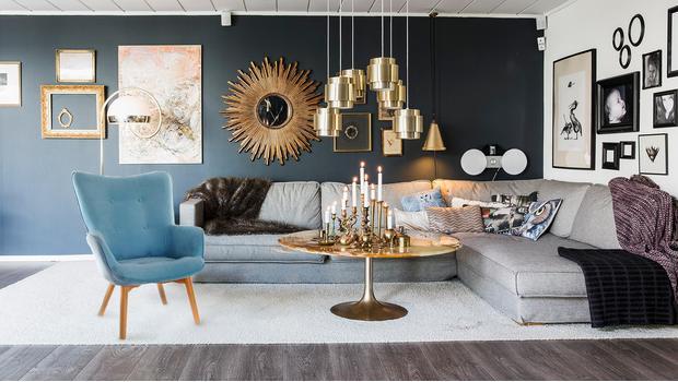 Dekorujeme obývací pokoj