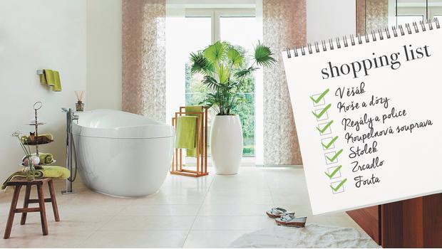 Průvodce: přírodní koupelna