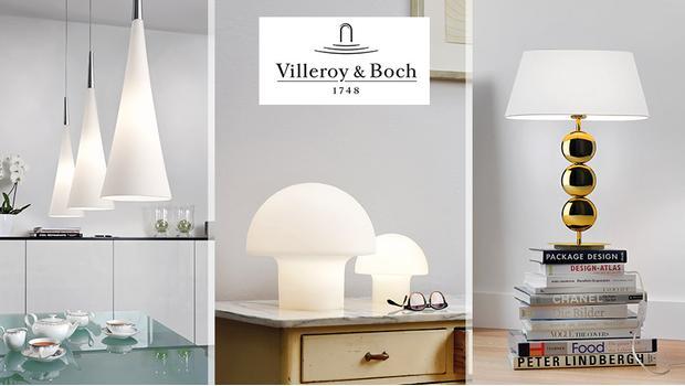 Svítidla Villeroy & Boch