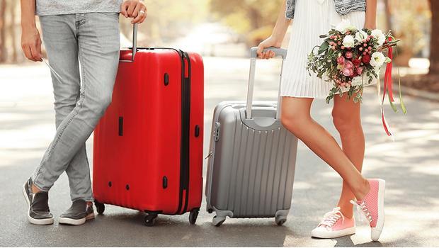 Elegantní zavazadla