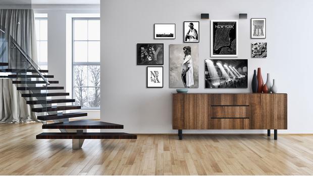 Domácí galerie umění