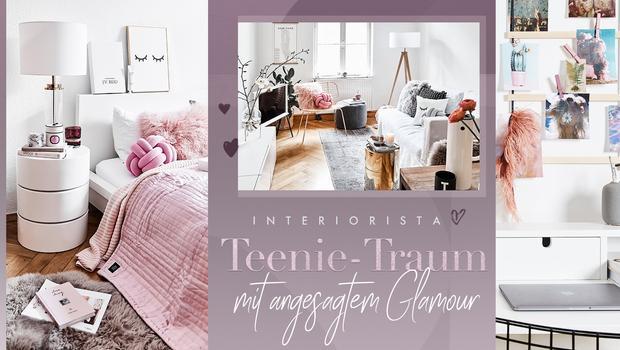 Ein moderner Teenie-(T)Raum