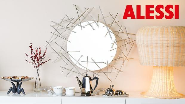 Kreationen von Alessi