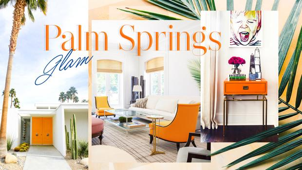 Palm Springs Glam