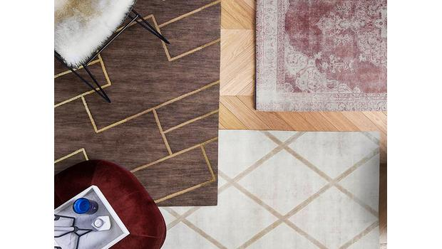 Teppiche im American Glam