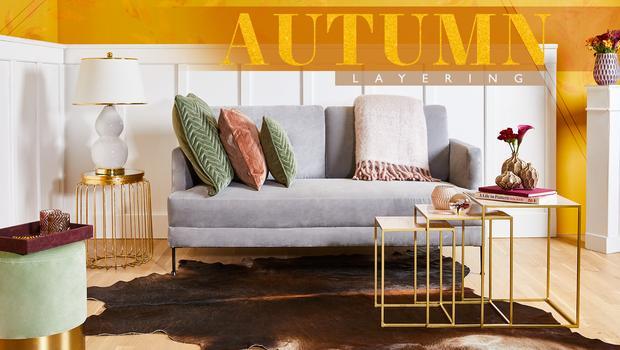 Layering-Look für den Herbst