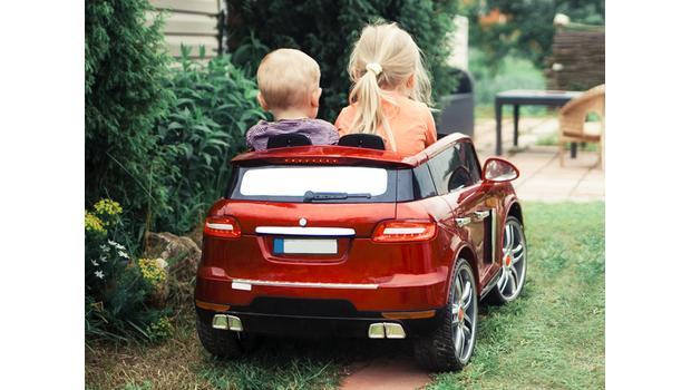Fahrspaß für die Kleinen