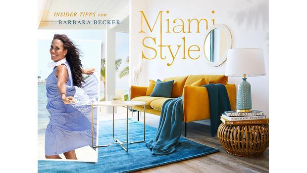 Lässiger Miami-Style