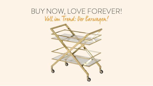 Investment-Piece: Barwagen