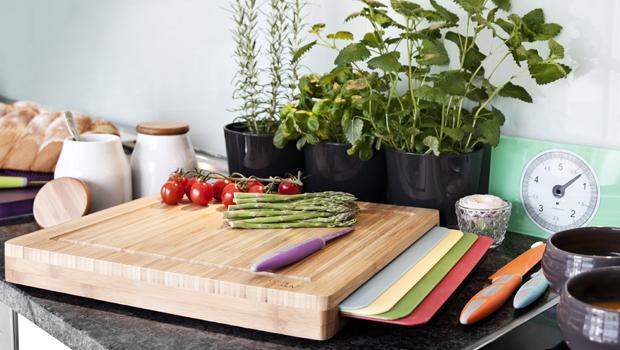 Coole Küchenbasics