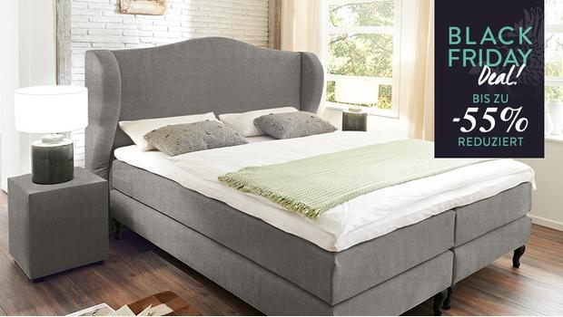 Napco – Boxspringbetten Traumhafte Betten ab 949€ | Westwing