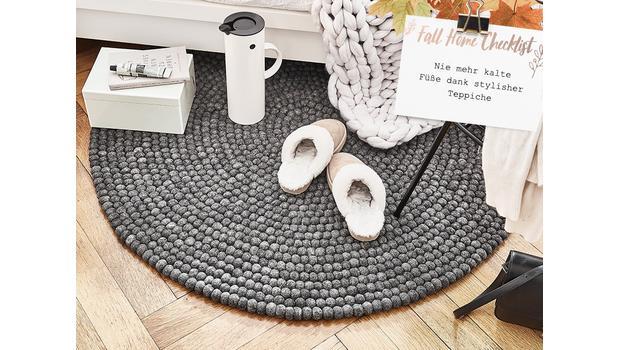 Herbst-Check: Teppiche