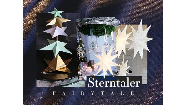 Himmlischer Sterntaler-Style