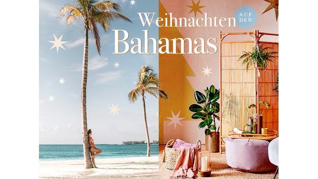 Weihnachten auf den Bahamas