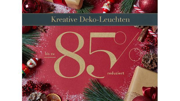 Kreative Deko-Leuchten