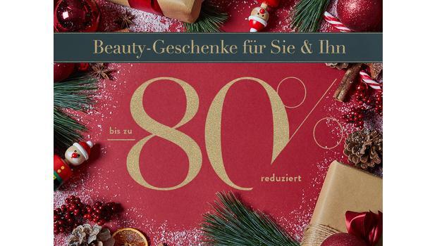 Beauty-Geschenke für Sie & Ihn