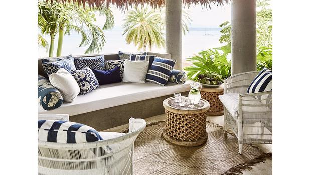 Paradiesischer Fidschi-Style