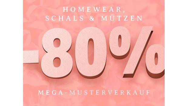 Homewear, Schals & Mützen