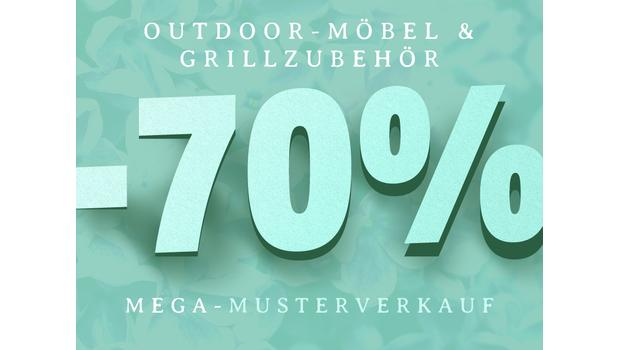 Outdoor-Möbel & Grillzubehör