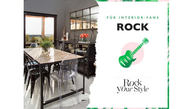 Markanter Rock