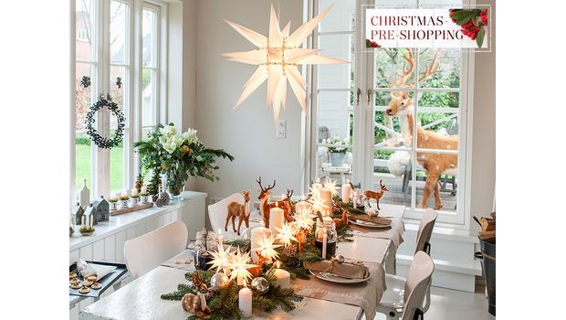 Weihnachtsbeleuchtung ab 5 €
