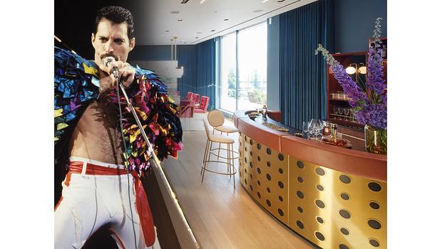 Hommage auf Freddie Mercury