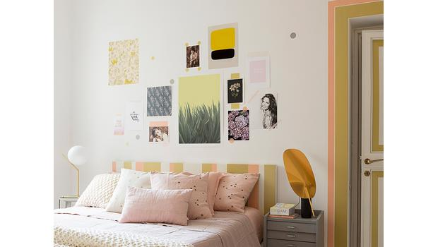 Kunstvolle Wand-Deko