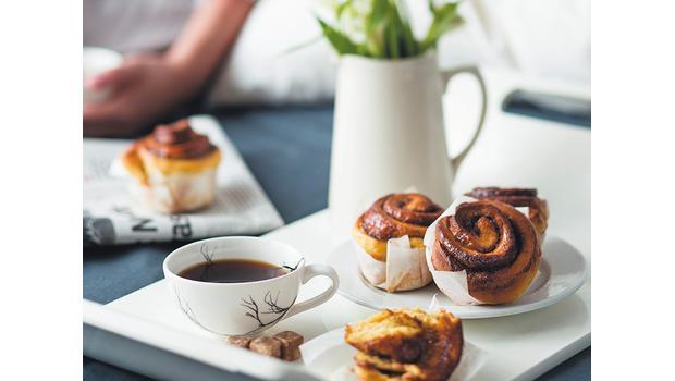 Kaffeetrinken auf Schwedisch