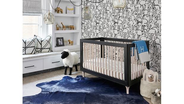 Kinderzimmer mit Style-Faktor