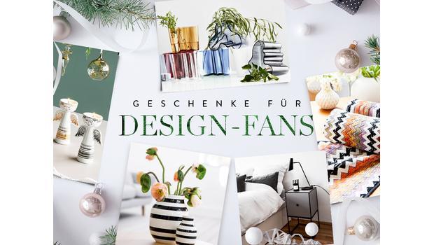 Geschenke für Design-Fans