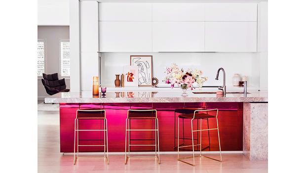 Neon-Highlights für die Küche