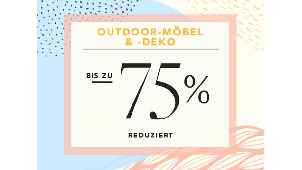 Outdoor-Möbel & -Deko