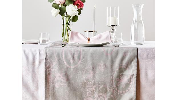 Edle Tisch- & Küchentextilien