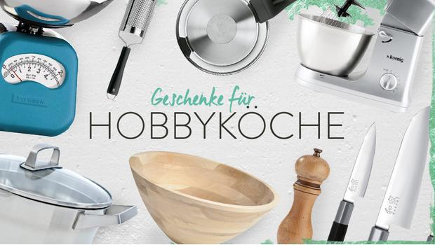 Geschenke für Hobbyköche