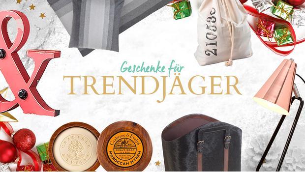 Geschenke für Trendjäger