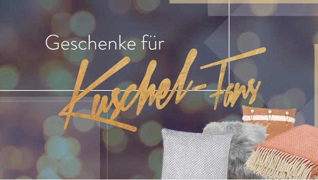 Geschenke für Kuschel-Fans