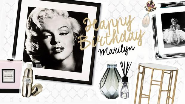 Happy Birthday, Marilyn!