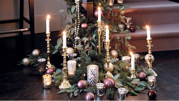 Weihnachtlicher Gold-Zauber