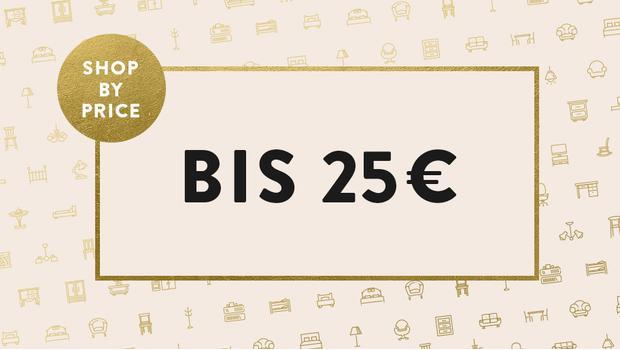 Kleinigkeiten bis 25 Euro