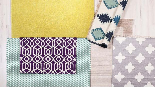 Teppich-Trend: Layering
