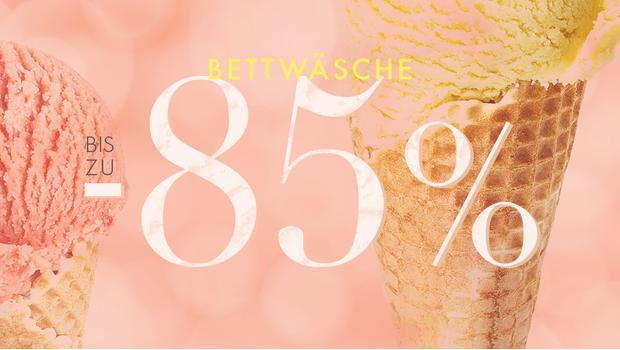 Bettwäsche-Sets ab 18 €
