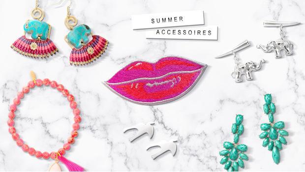 Verliebt in Sommer-Accessoires