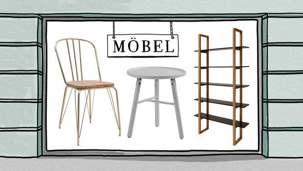 Die Möbel-Boutique