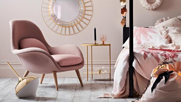 Glamouröses Pink