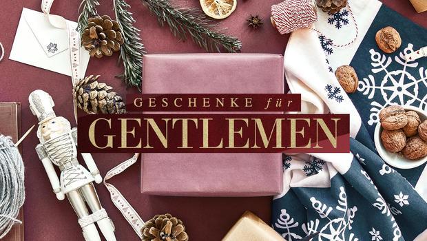 Geschenke für Gentlemen