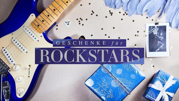 Geschenke für Rockstars