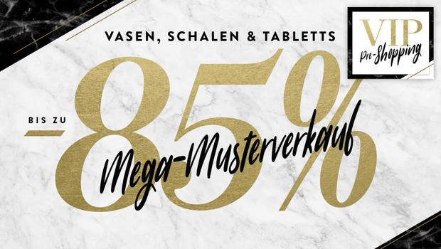 Vasen, Schalen & Tabletts
