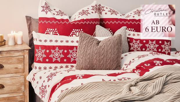 Xmas-Sale: Textilien
